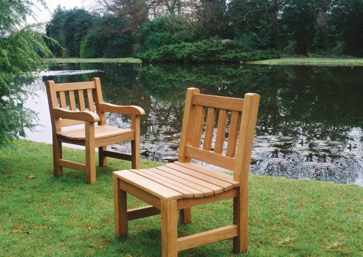York chair and arm chair