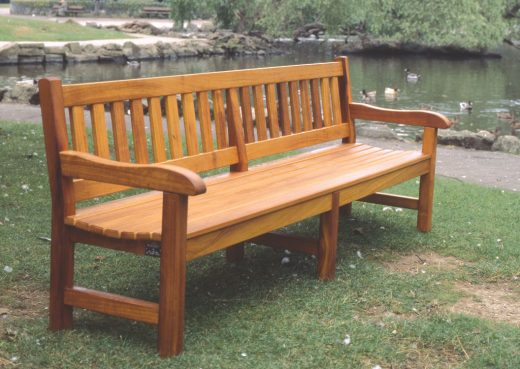 The York 8ft Garden Bench